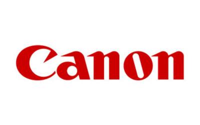 Canon logo 350 quadrada