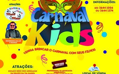 Arte carnaval kids