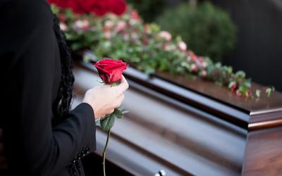 Funeral foto do shutterstock